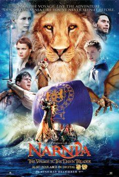 Narnia Günlükleri 3: Şafak Yıldızı'nın Yolculuğu izle