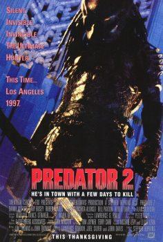 Av – Predator 2 izle
