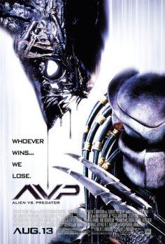 Alien Predator'a Karşı izle