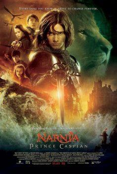 Narnia Günlükleri 2: Prens Kaspiyan izle