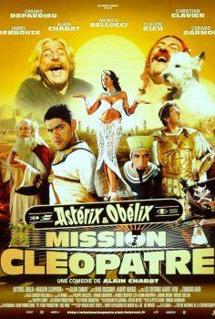 Asteriks ve Oburiks Görevimiz Kleopatra izle