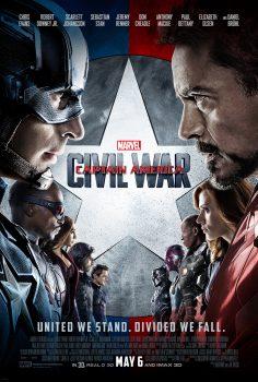 Kaptan Amerika 3 Kahramanların Savaşı izle