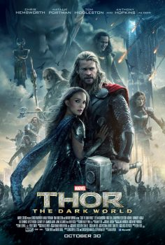 Thor Karanlık Dünya izle