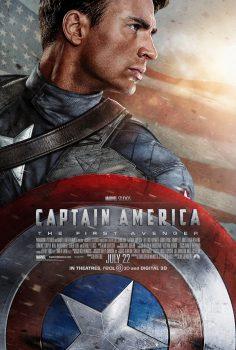 Kaptan Amerika İlk Yenilmez izle