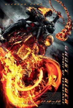 Hayalet Sürücü 2: İntikam Ateşi izle