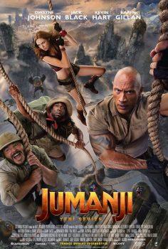 Jumanji 3: Yeni Seviye izle
