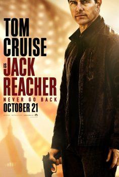 Jack Reacher: Asla Geri Dönme izle