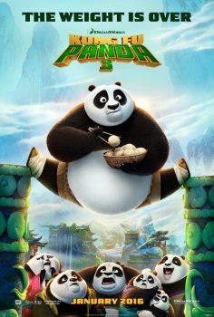 Kung Fu Panda 3 izle