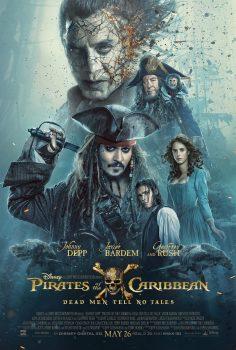 Karayip Korsanları 5: Salazar'ın İntikamı izle