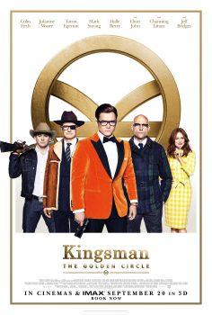Kingsman: Altın Çember izle