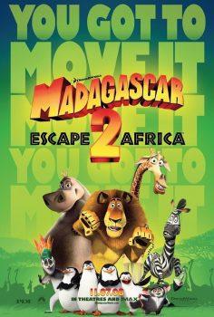 Madagaskar 2 izle