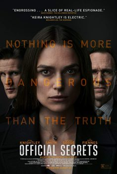 Official Secrets izle