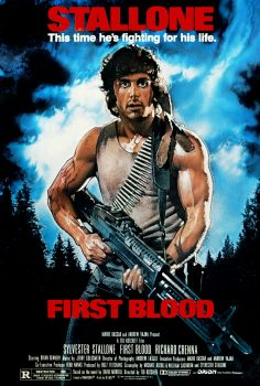 Rambo 1: İlk Kan izle