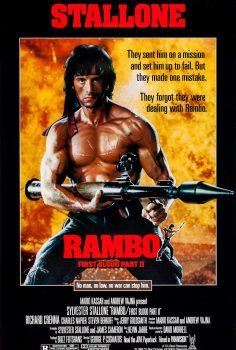 Rambo 2: İlk Kan 2 izle
