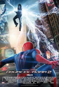 İnanılmaz Örümcek Adam 2 izle