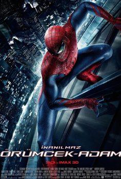 İnanılmaz Örümcek Adam izle