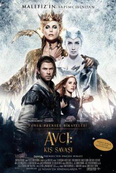 Pamuk Prenses ve Avcı 2: Kış Savaşı izle