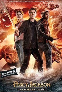 Percy Jackson: Canavarlar Denizi izle