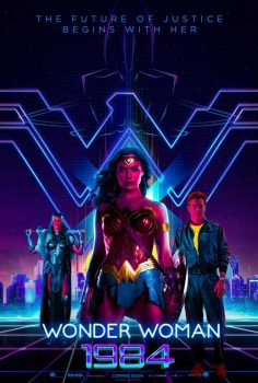 Wonder Woman 1984 izle
