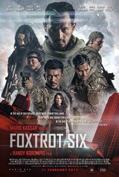 Foxtrot Six izle