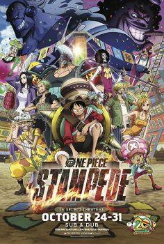 One Piece Stampede izle
